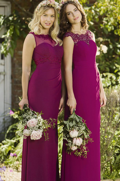 M724 Bridesmaid Dress by True Bride