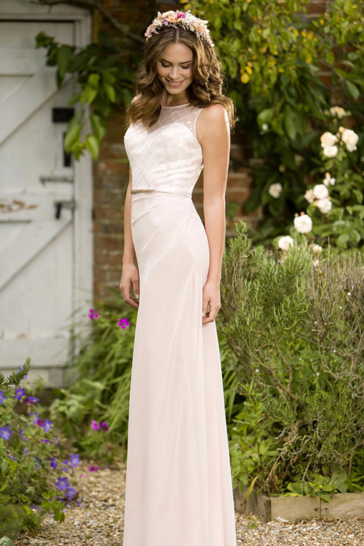 M728 Bridesmaid Dress by True Bride