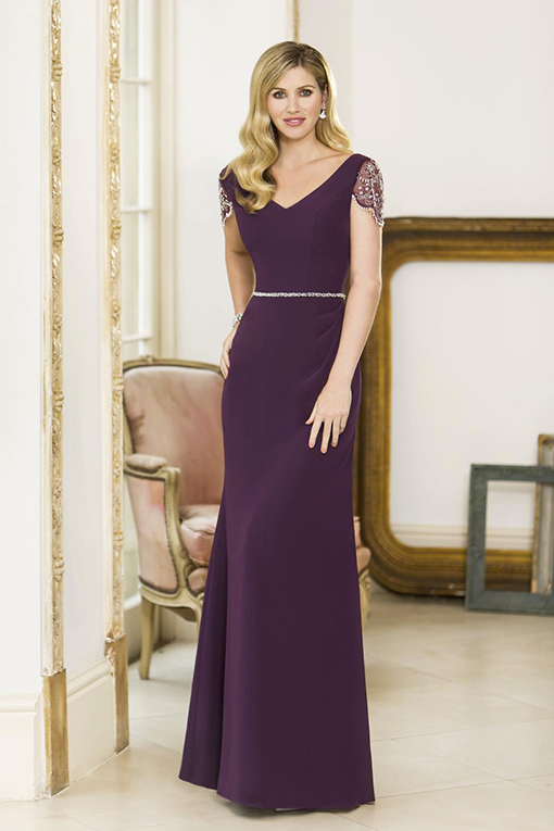M742 Bridesmaid Dress by True Bride