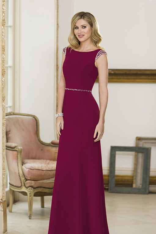 M743 Bridesmaid Dress by True Bride