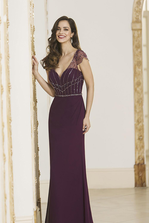 M747 Bridesmaid Dress by True Bride