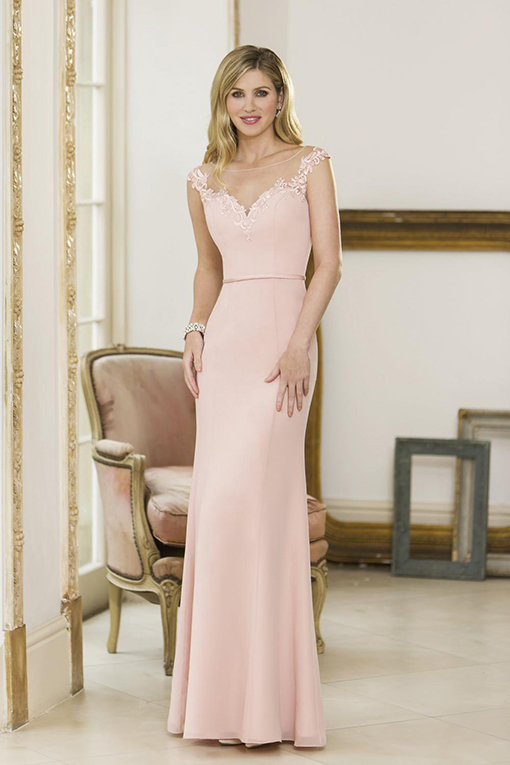 M749 Bridesmaid Dress by True Bride