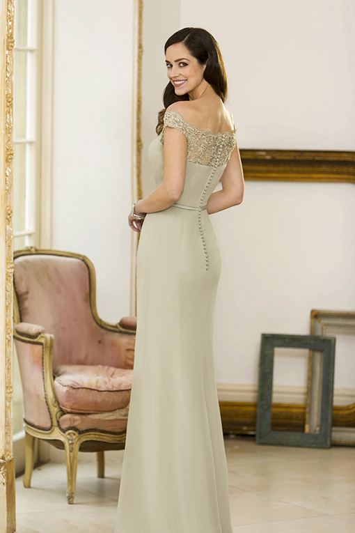 M751 Bridesmaid Dress by True Bride