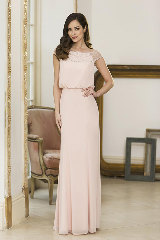 M753 Bridesmaid Dress by True Bride