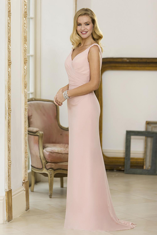 M754 Bridesmaid Dress by True Bride
