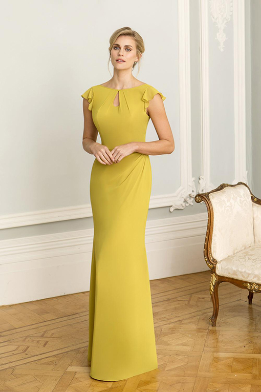 M766 Bridesmaid Dress by True Bride