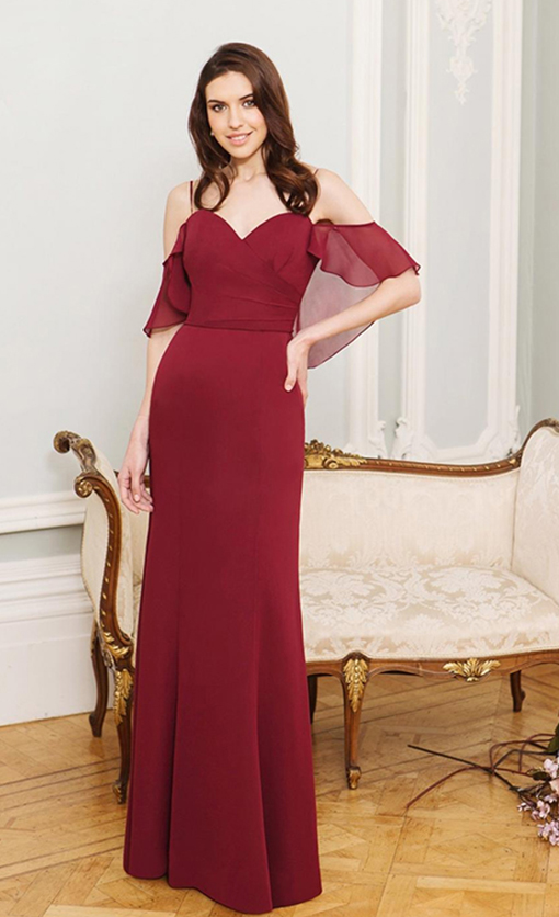 M778 Bridesmaid Dress by True Bride