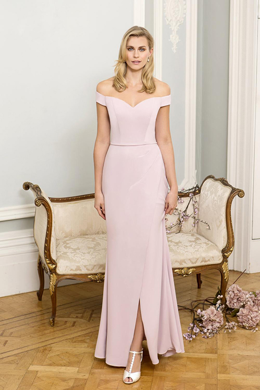 M780 Bridesmaid Dress by True Bride