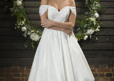 Madison Royale wedding dress Liverpool