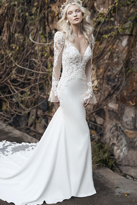 Nikki Wedding Dress by Maggie Sottero