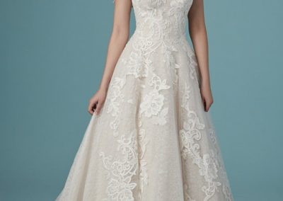 Paislee Louise Wedding Dress by Maggie Sottero