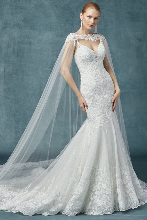 Sapphire Wedding Dress by Maggie Sottero