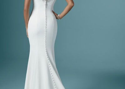 Train of Eve by Maggie Sottero