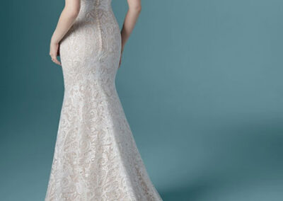 Train of Janice by Maggie Sottero