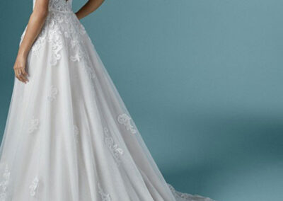 Train of Kaysen by Maggie Sottero