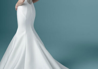 Train of Ladelle by Maggie Sottero
