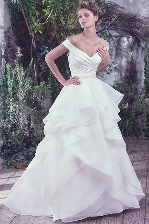 Zulani Wedding Dress by Maggie Sottero