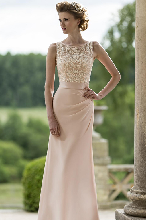 M596 Bridesmaid Dress by True Bride