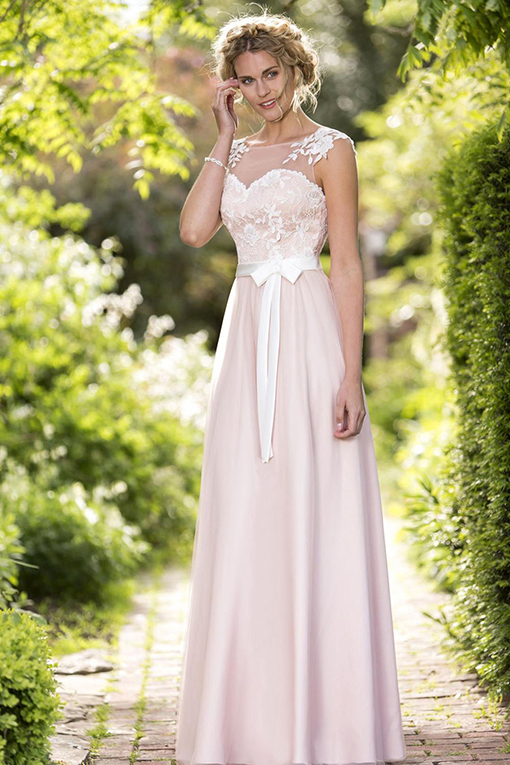 M641 Bridesmaid Dress by True Bride