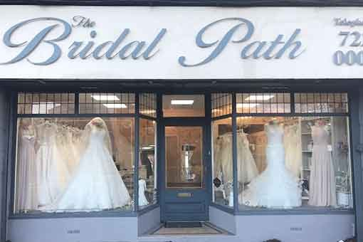 wedding shop liverpool